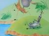 Персонажи мультфильма Мадагаскар